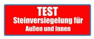 aktuelle Tests Steinversiegelung